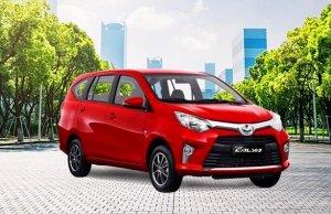 Review Harga Toyota Calya