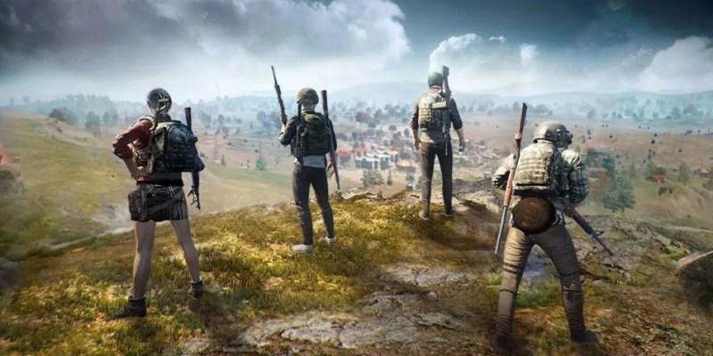 Game Online Player Unknown's Battlegrounds (PUBG)