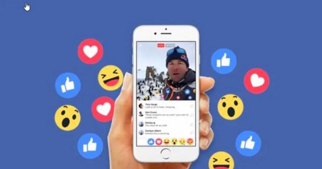 Cara Siaran Langsung di FB