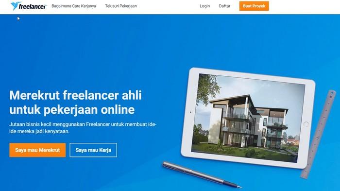 Daftar Situs Freelance Indonesia