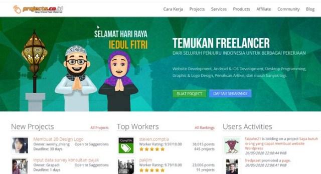 Situs Freelance Indonesia 2