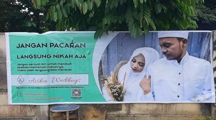 Iklan Aisha Weddings