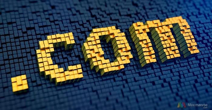 Kelebihan domain ekstensi .com