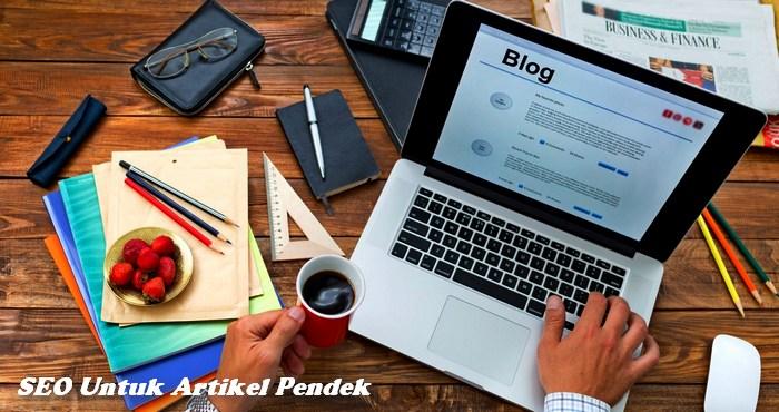 SEO Untuk Situs Berita dan Artikel Pendek