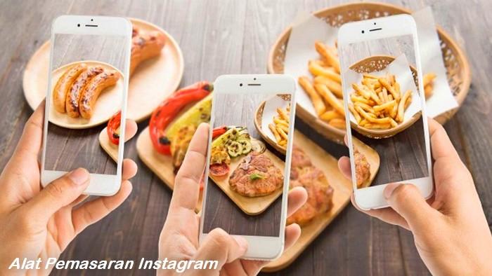 Alat Pemasaran Instagram