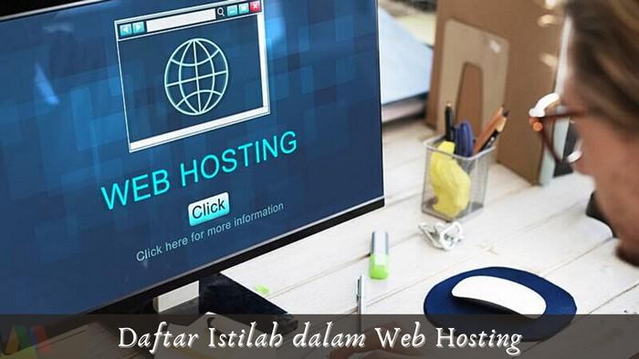 Istilah dalam web hosting