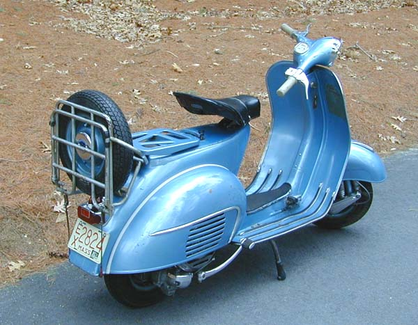 Maxs Scooter Page  Vespa 150 VBB2T