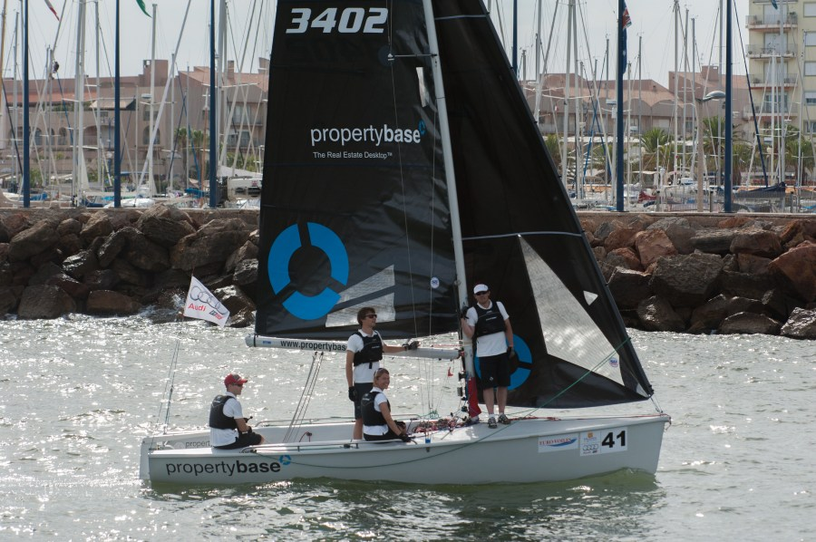 PB Sailing Team 2