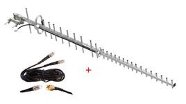 verizon novatel t1114 4g lte router external yagi antenna