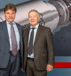 maxon motor reports good results and many new innovations [ 1200 x 825 Pixel ]