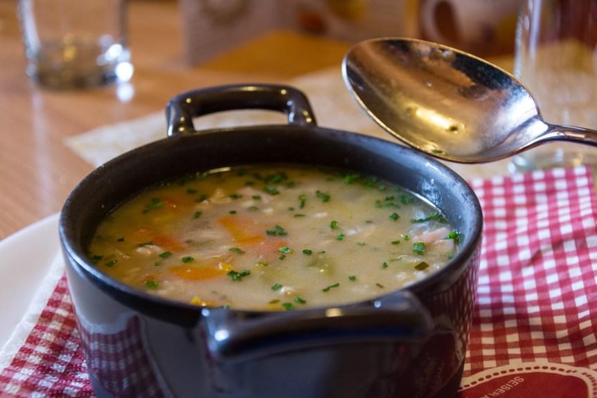 Molignon - zuppa d'orzo