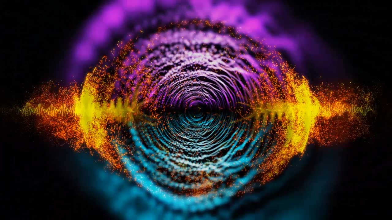 Max Palmer Psychedelic Visualisations 05