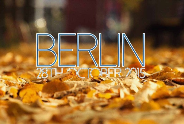 Super-Slow-Mo Autumnal Berlin