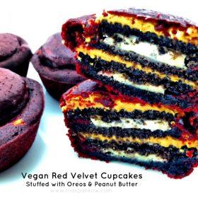 Vegan Red Velvet Cupcakes Thumbnail
