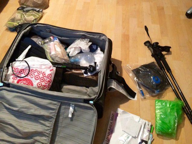 pre trip planning