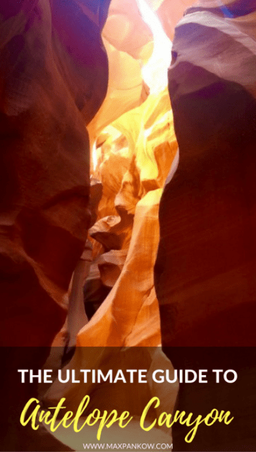 The Ultimate Guide to Antelope Canyon