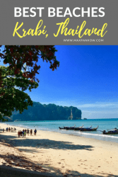 Best Beaches Krabi Thailand