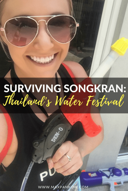 Surviving Songkran Thailands Annual Water Festival