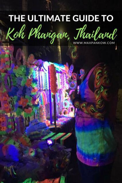 The ultimate guide to Koh Phangan Thailand - Max Pankow Adventures