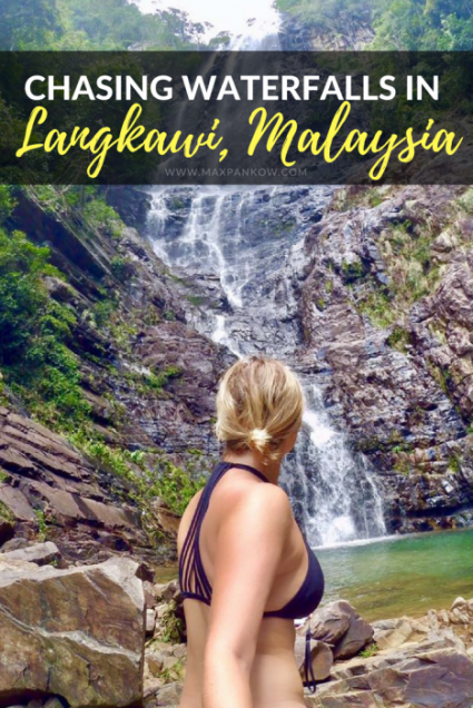 Chasing some of the best waterfalls in Langkawi - Max Pankow Adventures
