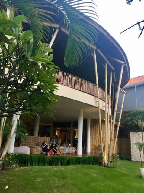 The Practice Yoga Studio in Canggu Bali