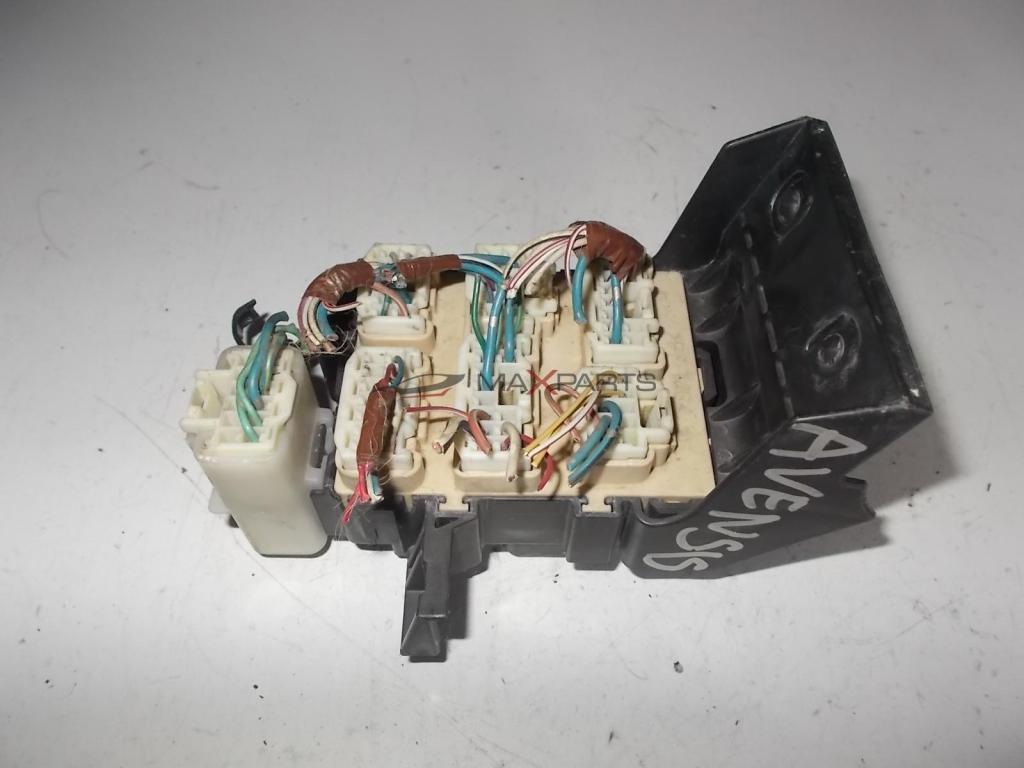 medium resolution of fuse box for toyotum avensi