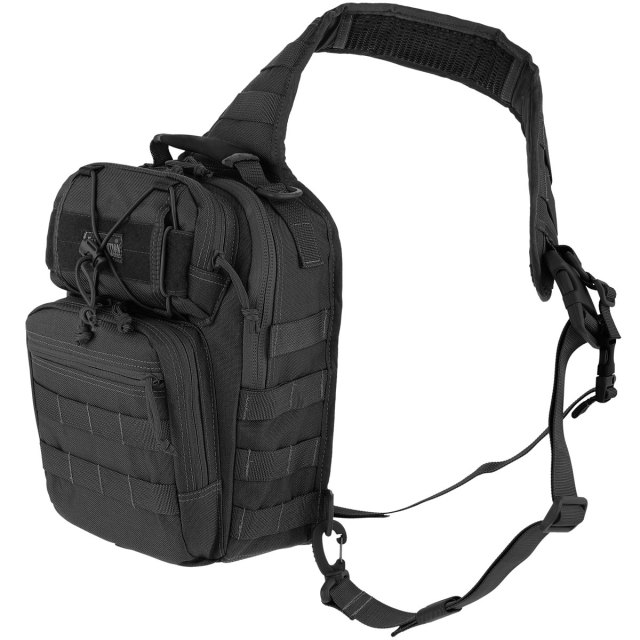 Maxpedition Lunada Gearslinger - Black - Maxpeditionshop