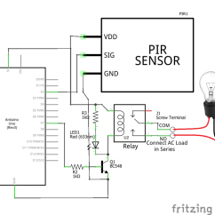 Pir Motion Sensor Wiring Diagram Eaton Hand Off Auto For A Light Switch Fan