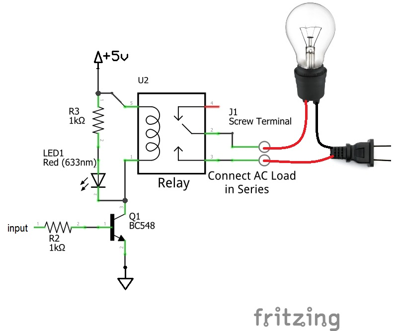 relay switch tutorial