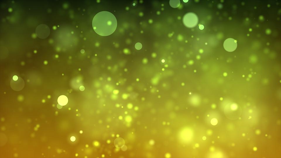 Pattern Wallpaper Hd Free Photo Abstract Background Green Yellow Bokeh Max Pixel