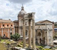 Free photo Architecture Italy Famous Italian Roma Rome