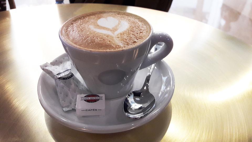 free photo caffeine drink