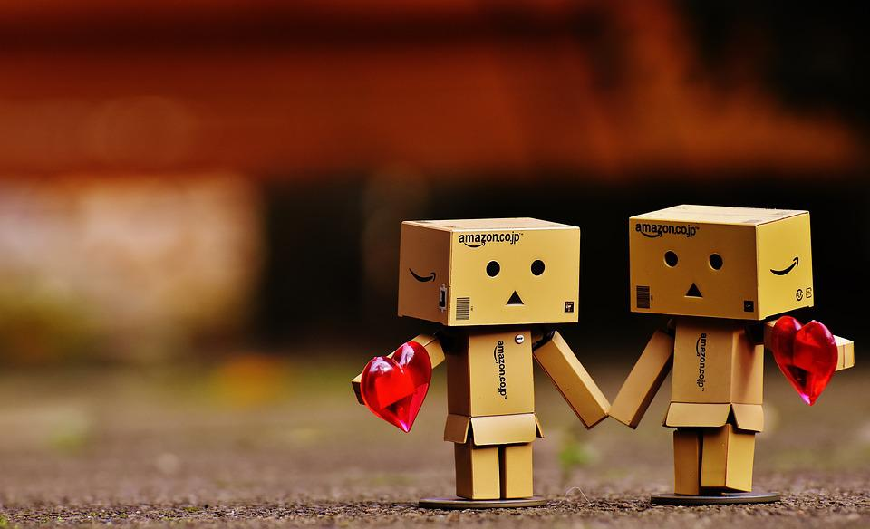 Free photo Fig Danbo Together Togetherness Love Hand In