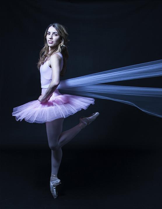 free photo girl ballet