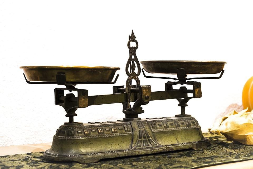 free photo horizontal weigh