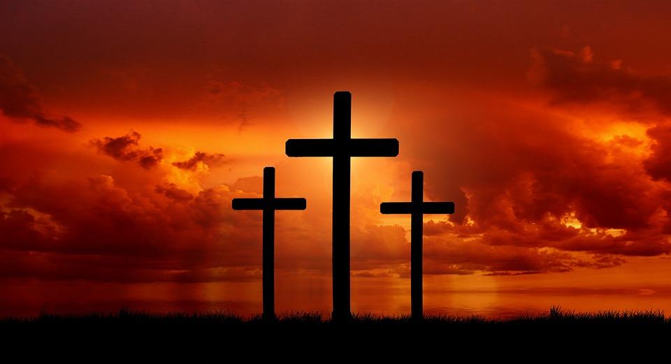 free photo jesus crucifixion