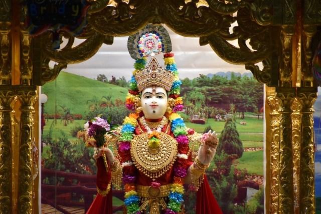 Statue of Goddess Lakshmi