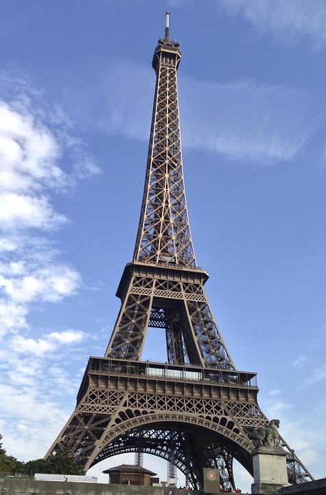 Wallpaper Blue Iphone X Free Photo Paris Eiffel Tower Tour Eiffel Max Pixel