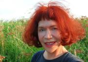 free red hair portrait face