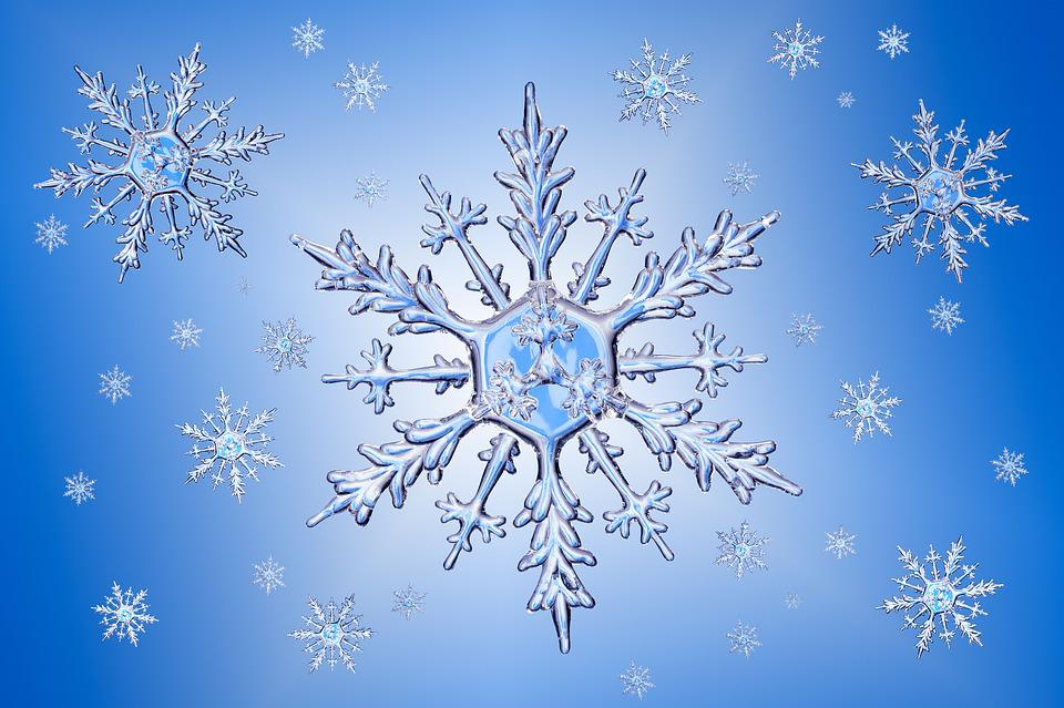 Free Christmas Falling Snow Wallpaper Free Photo Snow Crystal Ice Winter Cold Snow Ice Crystal