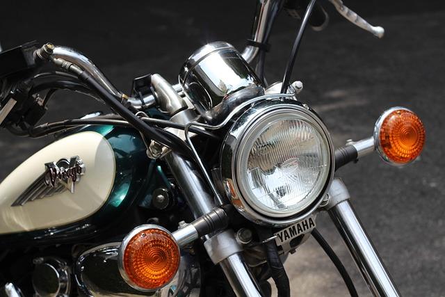 Motorcycle Yamaha Virago  Custom Estradeira