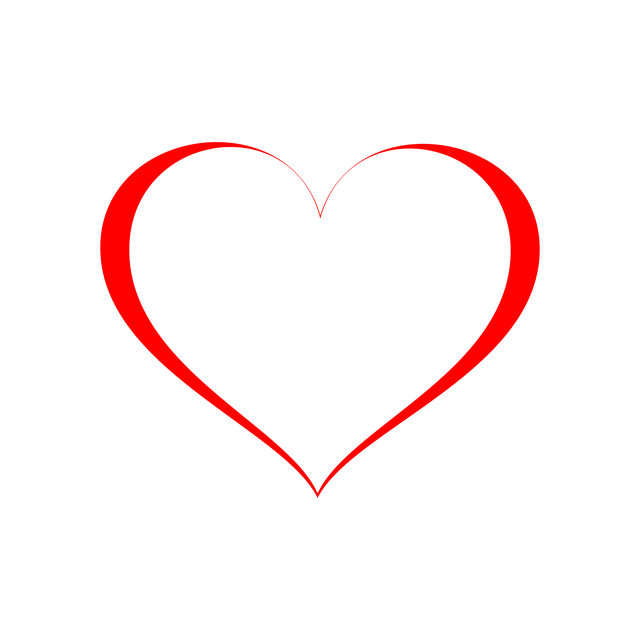 Free Photo Heart Photo Frame Frame Icon Love Red Max Pixel