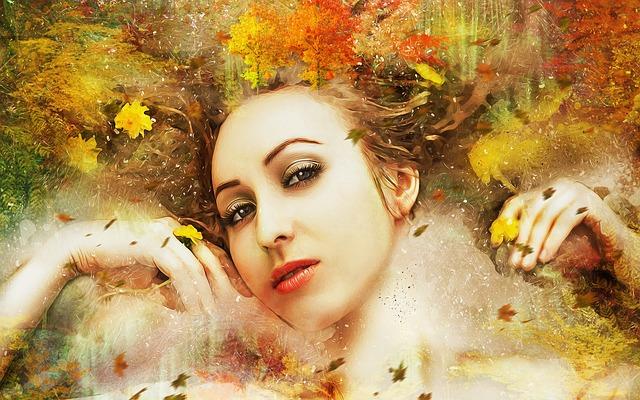 Fall Season Wallpaper Free Free Photo Season Dream Fantasy Portrait Autumn Autumn