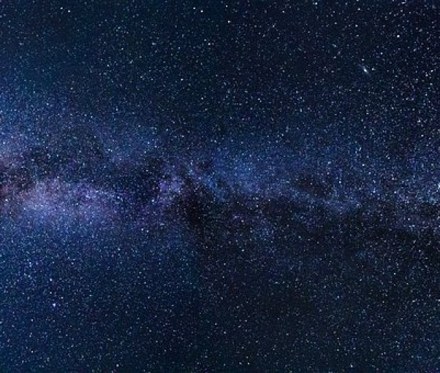 Milky Way Starry Sky Night Sky Star Night Sky