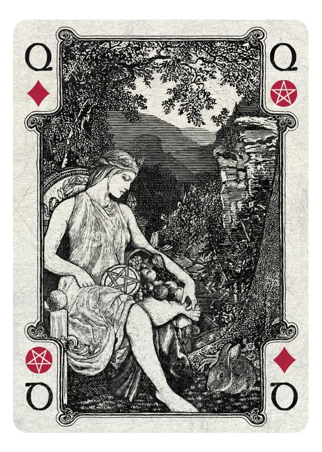Arcana Cardsacelight Max Playing Cards