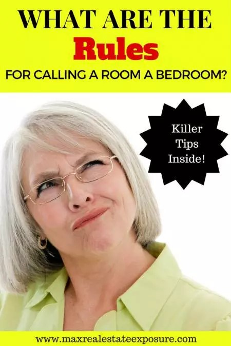 What Is The Legal Requirement For A Bedroom