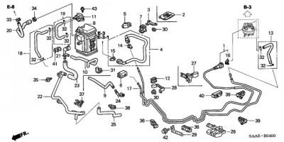 Blue Print ADH22329 Kraftstofffilter / Benzinfilter