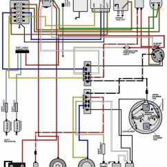 Wiring Diagram Yamaha Outboard Ignition Switch Dodge Neon Omc Schematic All Data 1987 Marine Dash Co