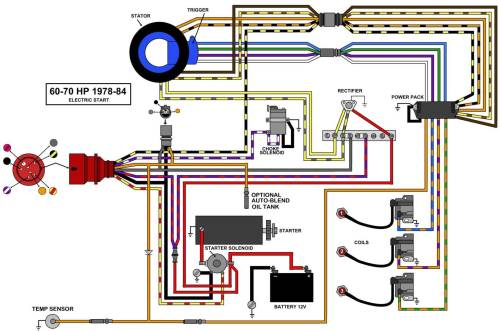 small resolution of 1978 omc wiring diagram wiring diagram diagram of 1978 115ml78c johnson outboard power tilt and trim diagram