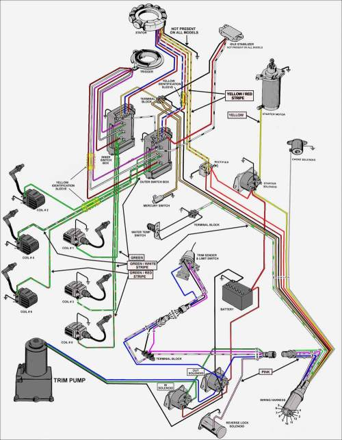small resolution of 90 hp mercury outboard wiring diagram besides mercury outboard water